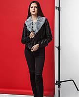 Куртка женская демисезонная короткая