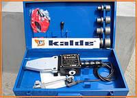 Паяльник KALDE NEW (Турция) для пластиковых труб