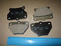 Колодки торм.зад. Toyota Corolla, Vitz RS, Prius, Ist 00-06 (пр-во MK Kashiyama) D2204M