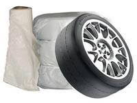 Пакет для колес 115х116 мм