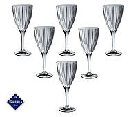 Набор бокалов для вина Bohemia Jihlava Карен 240 мл 6 штук 663-070, 663-070