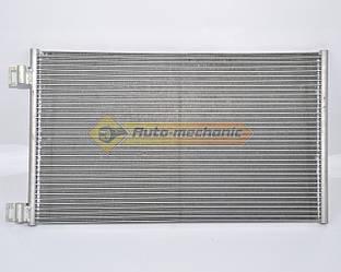 Радиатор кондиционера на Renault Kangoo II 08->1.5dCi + 1.6 + 1.6 16V —  NRF  (Голландия) - NRF 35902