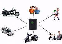 Mini A8 GPS Трекер с Кнопкой SOS (прослушка, жучок, маячок)