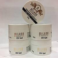 Гель для наращивания ногтей Milano 56 ml прозрачный