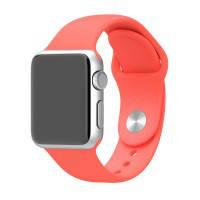 Ремешок Apple 38mm Pink Sport Band (MJ4K2) S/M&M/L для Apple Watch Series 1/2/3
