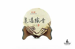 Шу Цай Чень 2016 Пуэр
