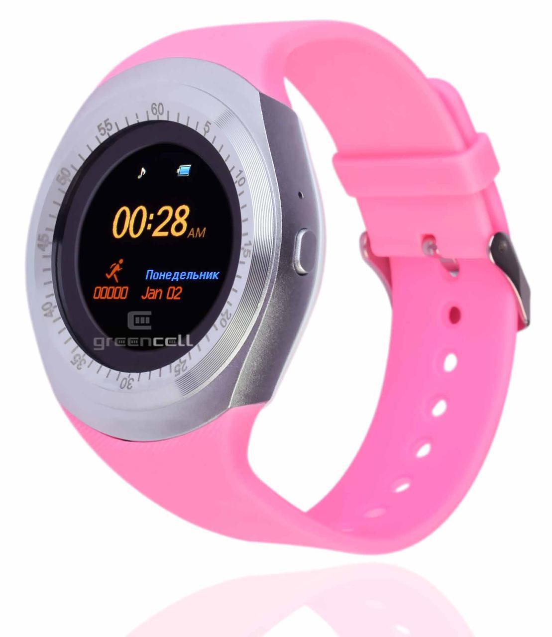 Смарт часы Smart Wacht Y1
