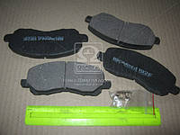 Колодка тормозная MITSUBISHI GALANT передний (производитель Intelli) D192E