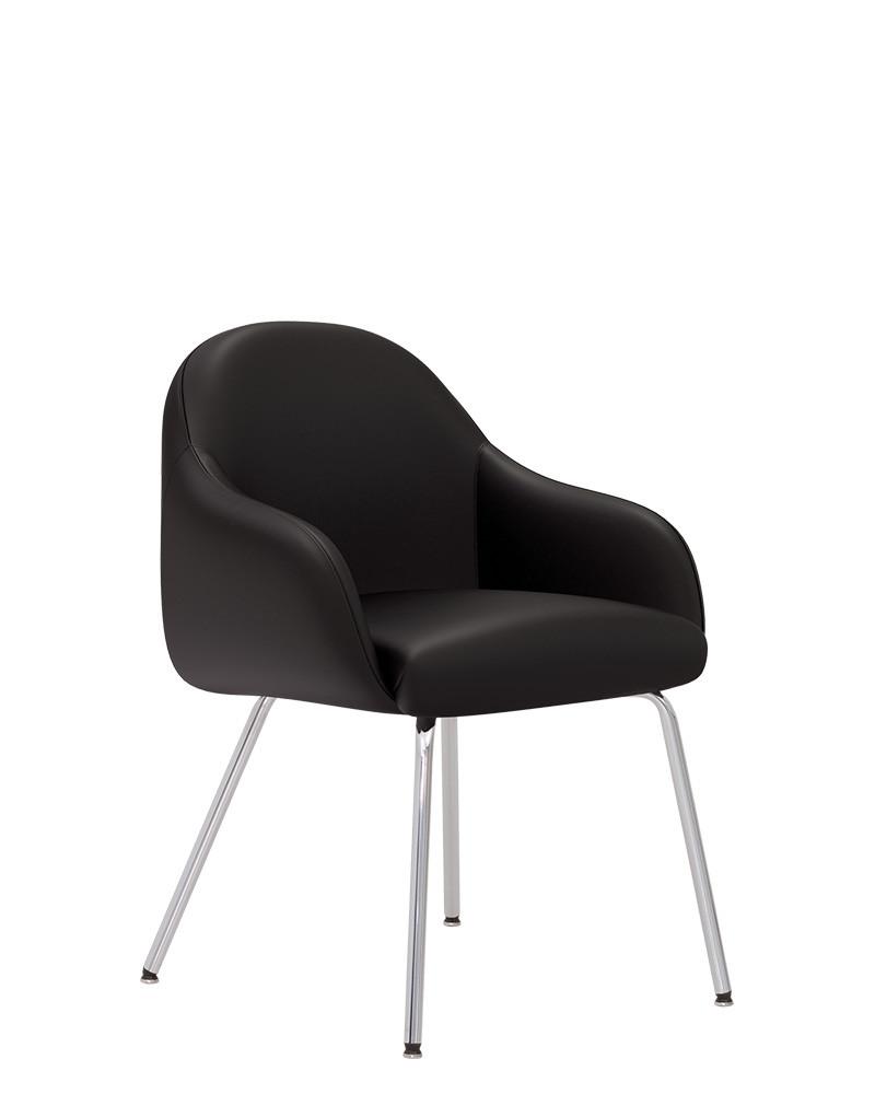Кресло Wait 4L chrome новый стиль