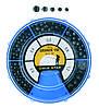 Набор грузил дробь Energofish Kamasaki Competition Grande 150g (54131150)