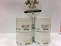 Гель для наращивания ногтей Milano 28 ml камуфляж