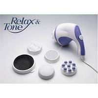 Массажер антицеллюлитный расслабляющий RELAX AND SPIN TONEМассажное устройство Relax & Spin Tone Техническая и