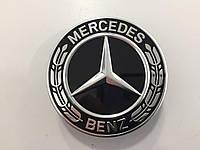 Колпачки на диски Mercedes-Benz 75мм Новые Оригинальные