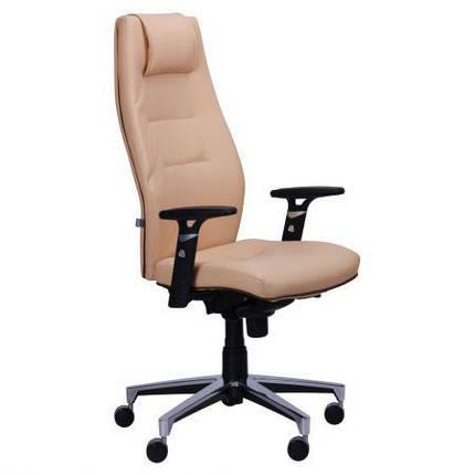 Кресло Элеганс НВ Неаполь-34 (салатовый), боковины/задник Неаполь-23 (серый) TM AMF, фото 2