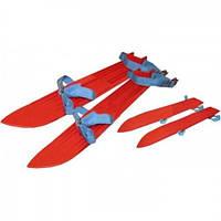 Лыжи детские C-4674 Гном