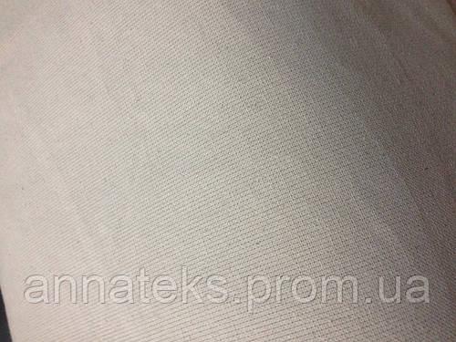 Ткань Двунитка (ЧЕР) суровая неапр. арт.2010209250 ПЛ.250 Ш.209СМ