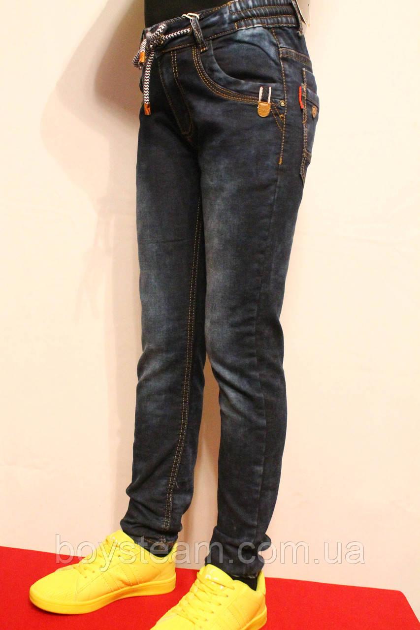 Весняні джинси для хлопчика від 8 до 9 років (128-134см) Виробник NIEBIESKI 5d1b35ffe3520