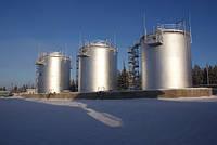 Монтаж металлических емкостей, баков, резервуаров и контейнеров