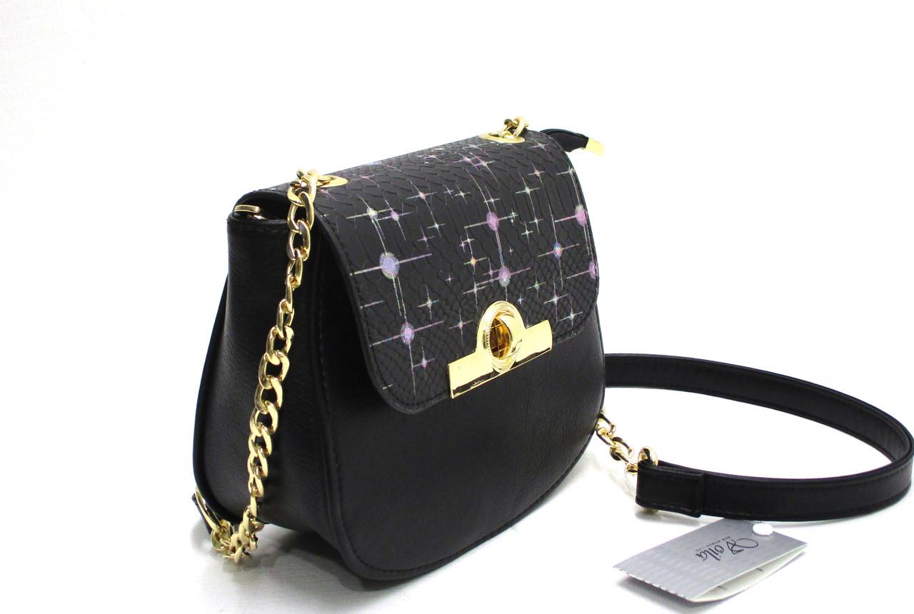 f7a06fe6de40 Женская сумка-клатч из искусственной кожи 824154124 Черный -  Интернет-магазин сумок и кошельков
