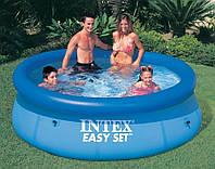 Семейный бассейн Intex 28110 Easy Set ( 244x76 см)
