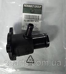 Корпус термостата Renault Logan (оригинал)