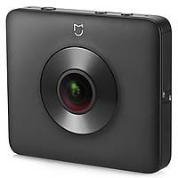 ◯Панорамная камера 360° Mi Sphere Camera Kit Black IP67 24 Мп Sony для записи панорамного видео
