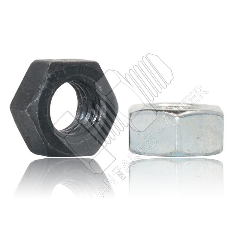 Гайка М16 прочностью 8.0 ГОСТ 5915-70 DIN 934