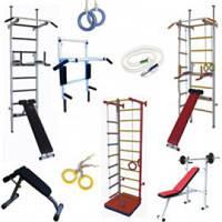 Спортивное оборудование и аксессуары