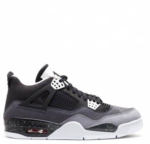 Кожаные Кроссовки Nike Air Jordan IV Retro Fear Pack — в Категории ... 9a0650d7c68
