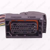Разъем электрический 25-и контактный (64-41) б/у 1379110