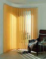 Жалюзи вертикальные для офиса и дома, ткань Итака, ткань с геометрической текстурой, под мешковину