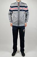 Спортивный костюм Бoгнер 21192 серый