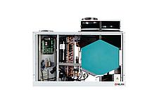 Рекуператор с тепловым насосом Combi 302 Polar TOP, фото 2