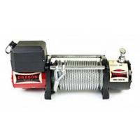 Лебедка автомобильная электрическая DWM 10000 HD тяга 4536 кг