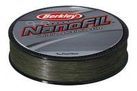 Шнур Berkley Nanofil Зеленый 0,04мм (125м)