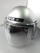 Шлем Z-122 Kurosawa M-T Відкритий/Біле скло (Розмір: S)