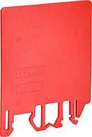 Разделитель клемм ESC-DFU/4/R (для ESC-CBC.2..16, красный)