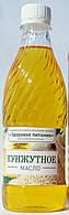 Кунжутное масло холодного отжима 0,5 л
