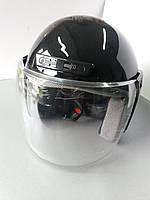 Шлем Z-122 (Открытый/белое стекло) Kurosawa, фото 1