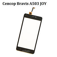Сенсор, тачскрин для Bravis A503 JOY (touchs creen)