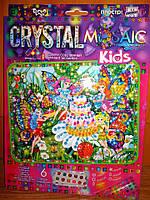 Мозаїка з кристалами Феї