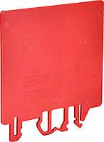 Разделитель клемм ESC-DFU/5/R (для ESC-CBC.35, красный)