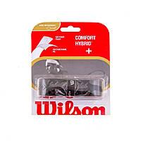 Обмотка на ручку ракетки теннис  Wilson Comfort Hybrid+ AirFoam