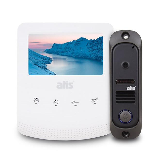 Комплект видеодомофона AD-430W-Kit, фото 1