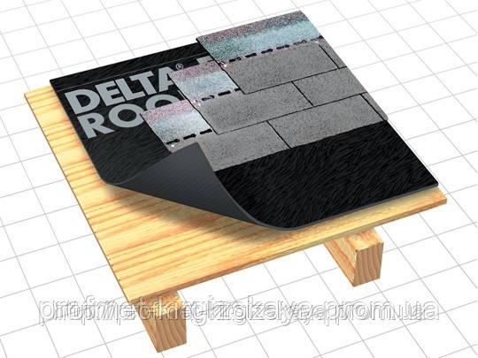 Подкладочный ковер Dorken DELTA-ROOF