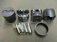 Поршень цилиндра ВАЗ 2105 d=79,8 гр.B М/К (Black Edition/EXPERT+п.п+п.кольца) (МД Кострома) 2105-1004018-БР