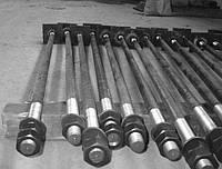 Болт фундаментный М20 с анкерной плитой гост 24379.1-80