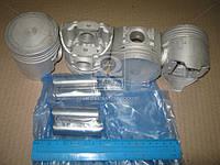 Поршень цилиндра  ВАЗ 2101 76,4 (1-й рем. размер) (поршни + пальцы) М/К (про-во АвтоВАЗ) 21010-1004015-86