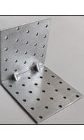 Уголок усиленный с двумя ребрами жесткости 100x100x100 MBR  5
