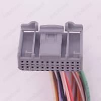 Разъем электрический 16-и контактный (29-10) б/у 1379668